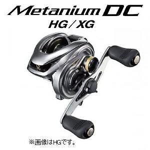 Shimano reel 15 Metaniumu DC left