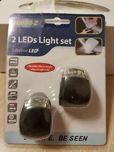 2 Del Lumière Set Hj008-afficher Le Titre D'origine Technologies SophistiquéEs