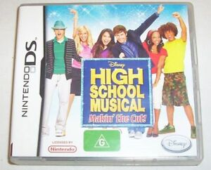 Nintendo-DS-High-School-Musical-Makin-039-the-Cut-game