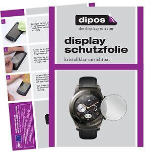 6x Huawei Watch 2 Classic Schutzfolie klar Displayschutzfolie Folie dipos - Rhede, Deutschland - 6x Huawei Watch 2 Classic Schutzfolie klar Displayschutzfolie Folie dipos - Rhede, Deutschland