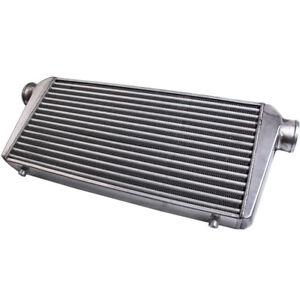 Full-Aluminum-Intercooler-Inter-Cooler-Front-Mount-600-x-300-x-76-mm-Universal