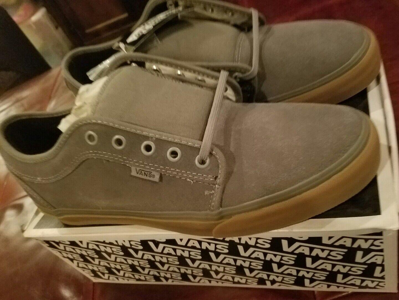 Vans Jamie Hart Charcoal 12 /Gum Size 12 Charcoal NWB 146be9