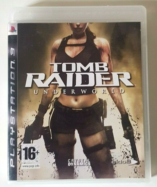 Tomb Raider Underworld - PlayStation 3 PS3 - Complet