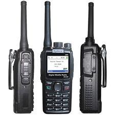 DMR DM-880 Digital Walkie Talkie VHF UHF Two Way Radio With Program Cabel