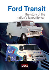 Ford Transit - The Story of the Nations Favourite Van DVD