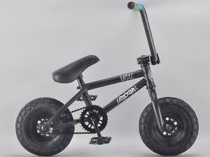Genuine-Rocker-non-copiare-METAL-Irok-BMX-Incorporated-MINI-BICICLETTA-BMX
