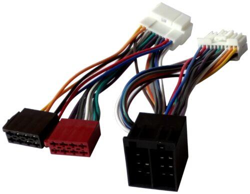 Cable adaptador Kit Manos libre PARROT KML para Fiat Sedici Opel Agila