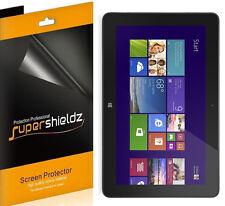 3X SuperShieldz HD Clear Screen Protector Saver For Dell Venue 10 / Venue 10 Pro