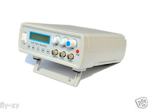 Details about 12MHz DDS Function Signal Generator Sine/Square Wave+ Sweep  fuction + case