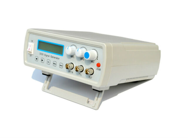 2MHz DDS Function Signal Generator Sine/Square Wave+ Sweep  Frequency Meter case