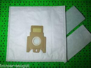 10 Staubsaugerbeutel geeignet für Miele S 315i