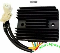 Rectifier (5 Wire Version) 2-plugs For Cf250 250cc Water Motor Scooter