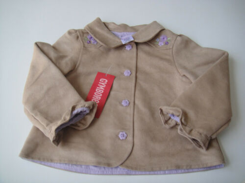 Gymboree COWGIRLS AT HEART Faux Suede Jacket 2 2T 3 3T