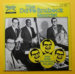 Image result for rare radio recordings 1953, 1954 dave brubeck