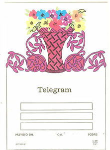 TELEGRAMME-POLOGNE-FLEURS-DANS-PANIER