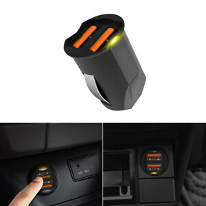 1-Mini-Dual-USB-Car-Phone-GPS-Charger-Cigarette-Lighter-Adapter-Accessories