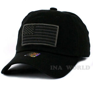 c11ba77c34e Image is loading USA-American-Flag-hat-Tactical-Operator-Military-Army-