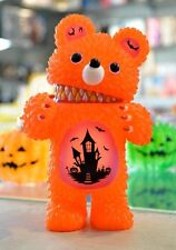 NYCC 2014 MUCKEY BEAR INSTINCTOY HALLOWEEN HAUNTED CASTLE VER 6 KAIJU TOY & Halo