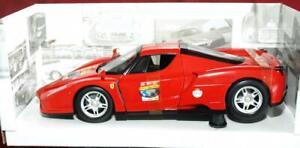 BRAND NEW 1/18 Ferrari Enzo 670 HP Supercar Ferrari 60 Relay Series by HotWheels