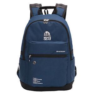 b71de59e95917 Das Bild wird geladen Rucksack -Daypack-Laptop-Damen-Herren-Wandern-Schule-Reise-
