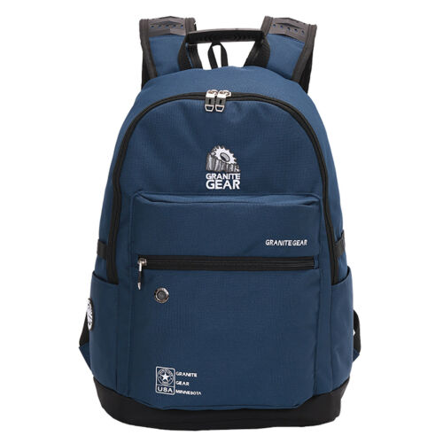 Rucksack Daypack Laptop Damen Herren Wandern Schule Reise Backpack Blau RS8308bl