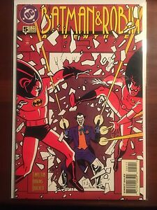 Batman-amp-Robin-Adventures-issue-5-VF-NM-DC-Ty-Templeton-Tim-Harkins