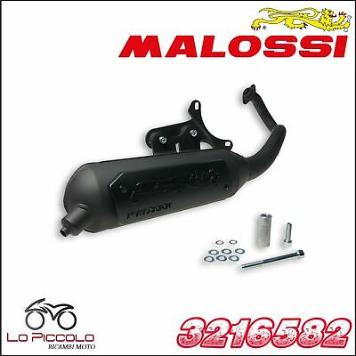 3216582 Marmitta Malossi Wild Lion Omologata Aprilia Sr (carb.) 50 2t Lc 2004--