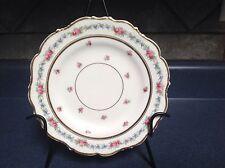 Antique Brown Westhead Moore & Co Cauldon China Vintage Salad Dessert Plate