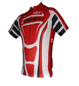 Women/'s cycling jersey genuine Louis Garneau performance team full zip made USA