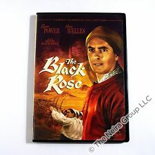 The Black Rose DVD New Tyrone Power, Orson Welles, Cecile Aubry, Jack Hawkins