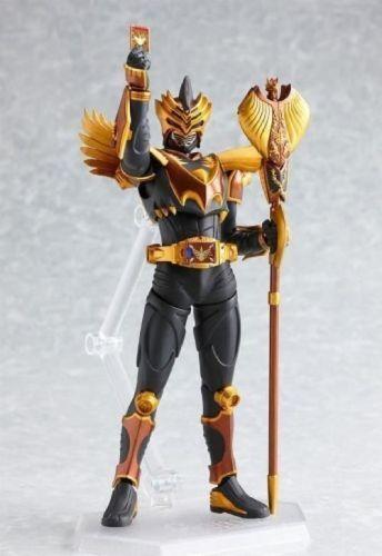 Figma Sp-031 Kamen Rider Dragon Chevalier Colère Figurine