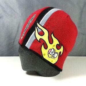 73217a1e09ee1 Image is loading Spongebob-Squarepants-Beanie-Bucket-Knit-Winter-Hat-Red-