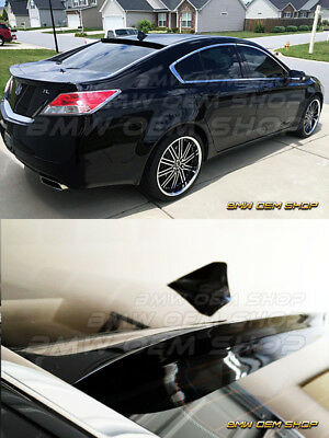 PAINTED TO MATCH AGGRESSIVE K DESIGN 09-14 FOR ACURA TL 4th SEDAN ROOF SPOILER