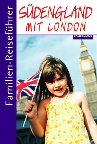 Kirsten Wagner - Familien-Reiseführer Südengland mit London /4