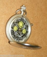 DOCTOR WHO 'MASTERS FOB WATCH' - REPLICA PROP (SEE DETAILS)