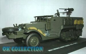 1:43 Military Model M21 (M3A2) HALF TRACK (U.S. 1945) _ DeAgostini (22)