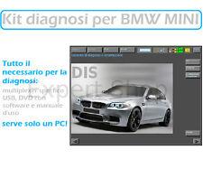 Kit ufficiale diagnosi per vetture BMW MINI e39 e46 e53 e60 e61 e70 e83 e85 e86
