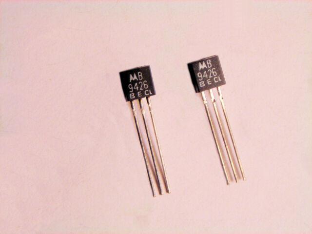 "2N5885 /""Original/"" Motorola Transistor 2  pcs"