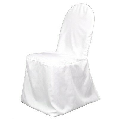 BRAND NEW Polyester Banquet Chair Covers ~Wedding~