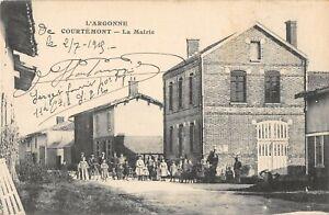 CPA-51-COURTEMONT-LA-MAIRIE