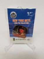 York Mets 2005 Pin Collection Jose Reyes 7 Ny Post