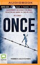Once by Morris Gleitzman (2014, MP3 CD, Unabridged)