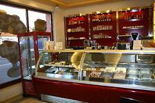 Eiscafe Einrichtung Ladenbau Neu Eisdiele Eiskiosk  Eisvitrine Gastronomie