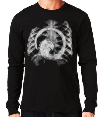 Camiseta Manga Larga  Alien X Ray long sleeve shirt