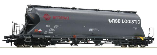 Roco 76707, Staubsilowagen RSB- Logistic, ermewa, Neu und OVP, H0