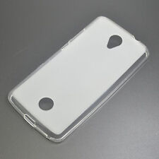 For Acer Liquid Zest New white TPU Matte Gel skin soft Case cover