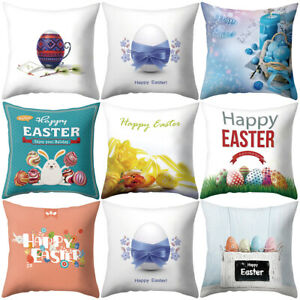 Am-Easter-Egg-Pattern-Throw-Pillow-Case-Cushion-Cover-Sofa-Home-Bed-Decor-Surpr