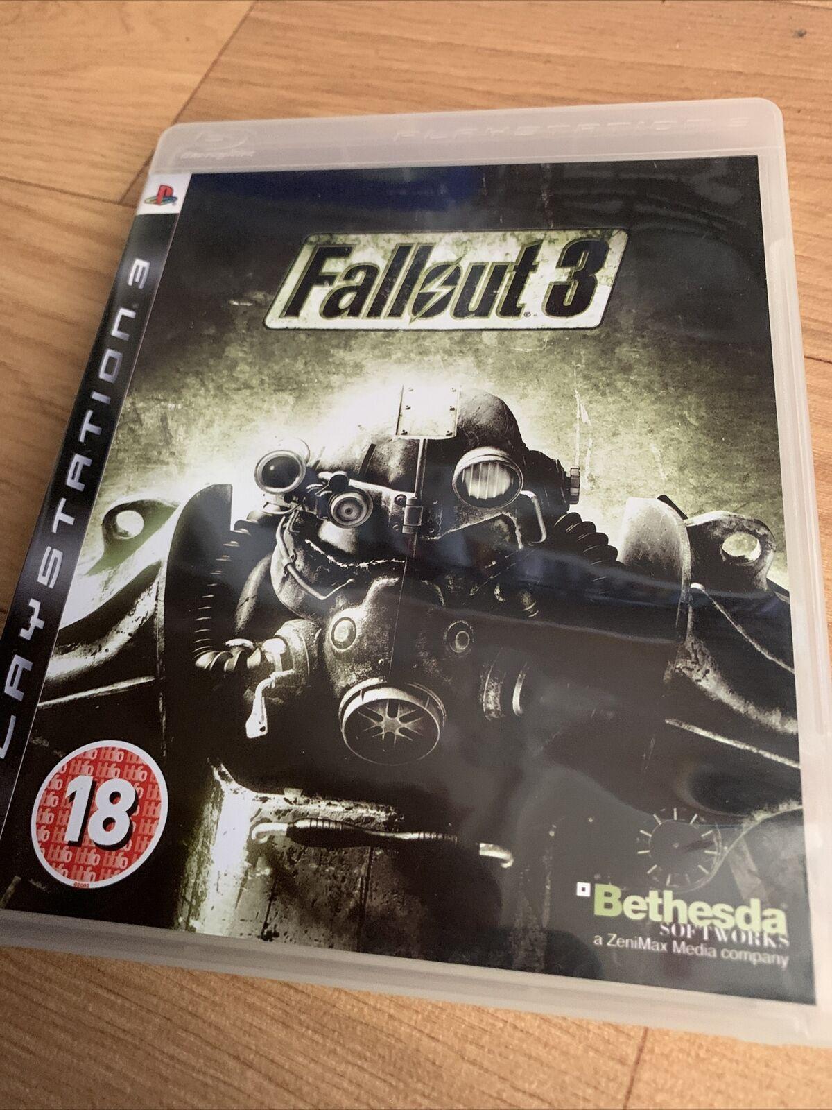 Fallout 3 (Sony PlayStation 3, 2008)