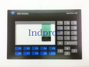 for-New-keypad-membrane-for-Panelview-550-2711-B5A1