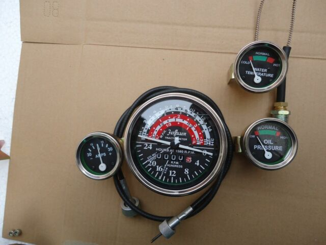 """148 145 135 Traktormeter Massey Ferguson MF 133 140 152 /""""Franzosen/"""""""